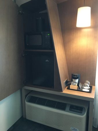 Schenectady, NY: Room microwave and minifridge