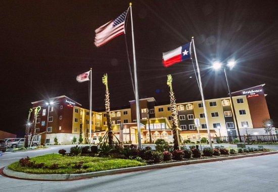 Harlingen, TX: Entrance