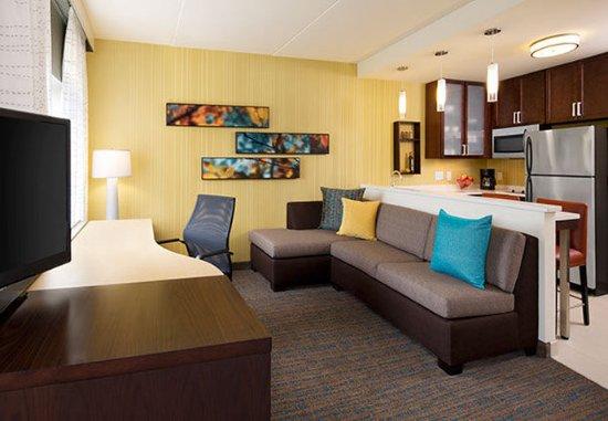 Residence Inn Philadelphia Valley Forge Collegeville Studio Suite