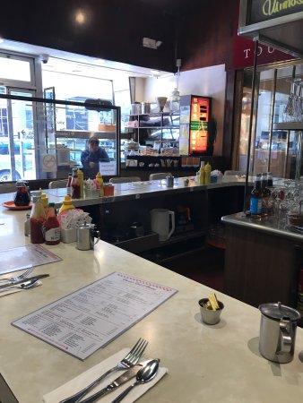 David's Delicatessen & Restaurant: May 2017