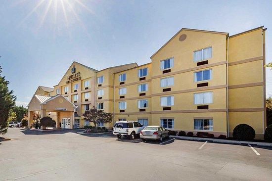 Spartanburg, Carolina del Sur: Hotel exterior