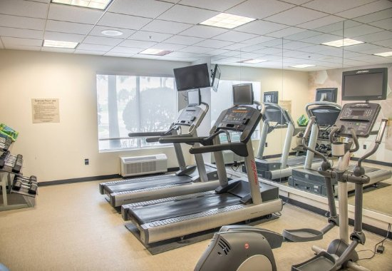 SpringHill Suites Miami Airport South : Fitness Center