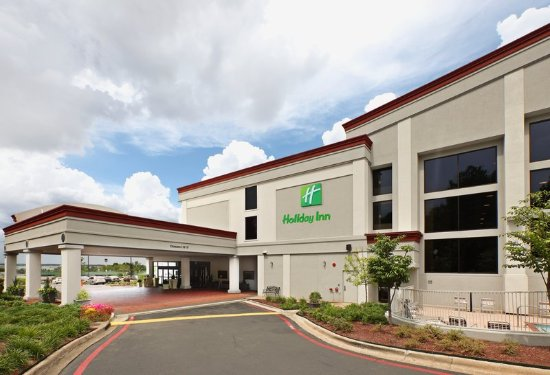 Holiday Inn Little Rock-Airport-Conf Ctr: Our Little Rock, AR airport hotel is beautiful.