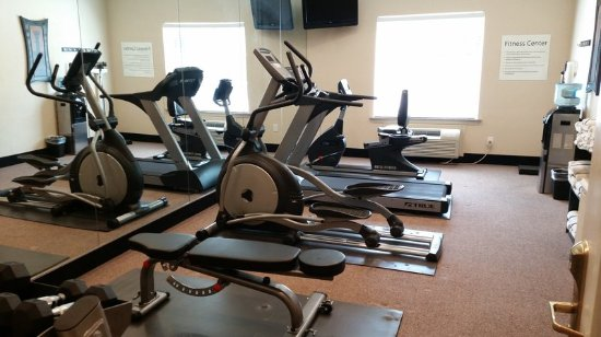 Kilgore, TX: Fitness Center