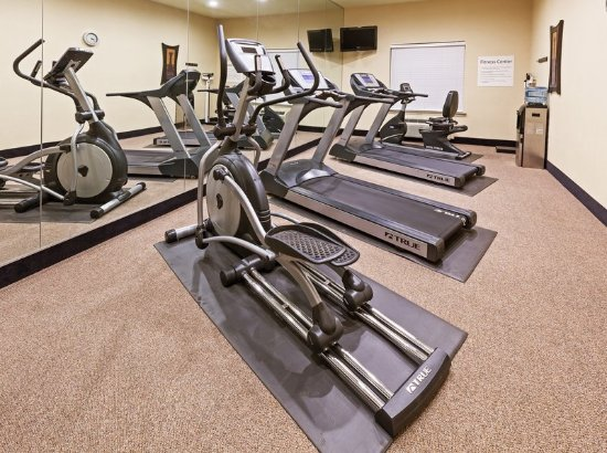 Kilgore, TX : Work out in our well-equipped Fitness Center