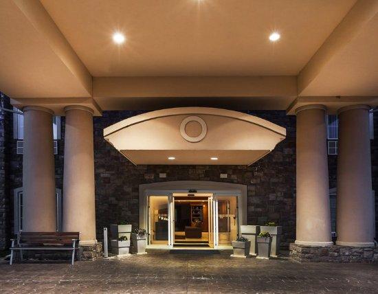 Kilgore, Teksas: Our inviting hotel Entrance