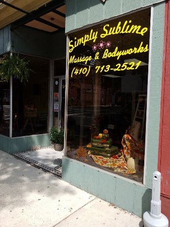 Pocomoke City, MD : Simply Sublime Massage and Bodywork