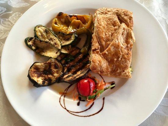 Tessera, Italia: Fantastic vegetable plate as an appetizer!!!