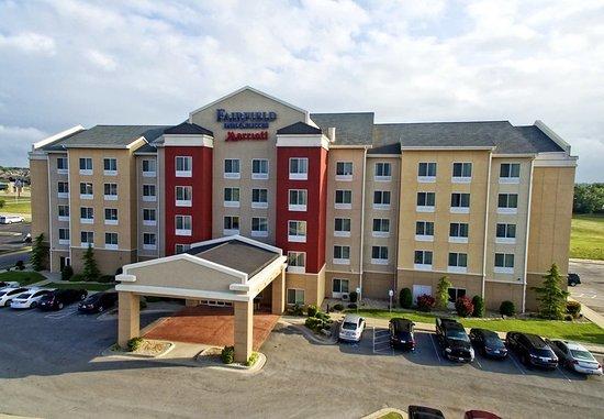 Fairfield Inn & Suites Oklahoma City NW Expressway/Warr Acres: Exterior