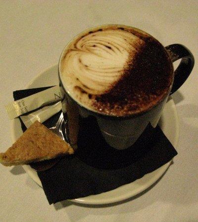 Caversham, Australia: Cappuccino