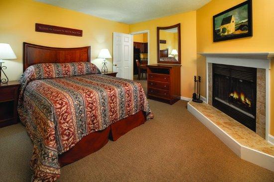 Francestown, Nueva Hampshire: Two Bedroom Suite