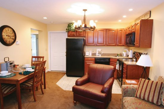 Francestown, Nueva Hampshire: One bedroom Living Area