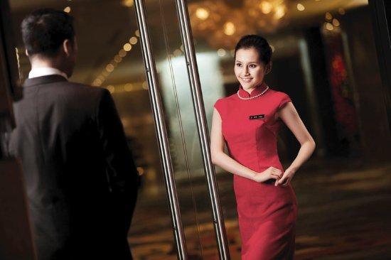 Nanchang, China: Welcome Hostess