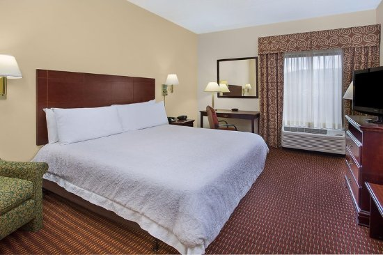 Hampton Inn Conyers: One King Bed Guestroom