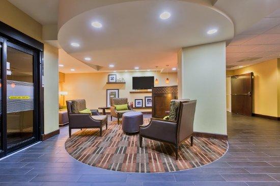 Hampton Inn Conyers: Lobby