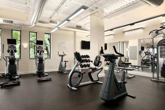 พิตต์สฟอร์ด, นิวยอร์ก: Fitness Center