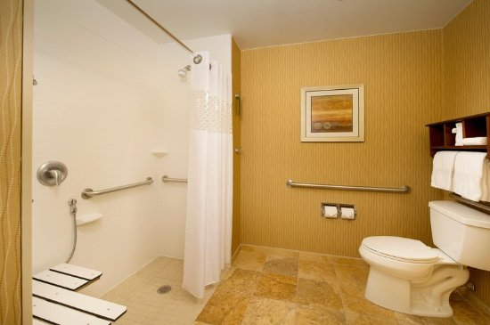 Hampton Inn Haverhill: bath