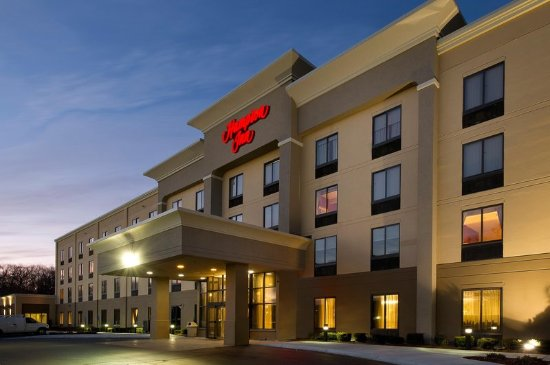 Haverhill, MA: Hotel Exterior