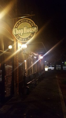 Madison Chop House Grille: 20171120_204438_large.jpg