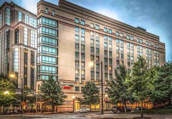 Residence Inn Arlington Courthouse: Exterior