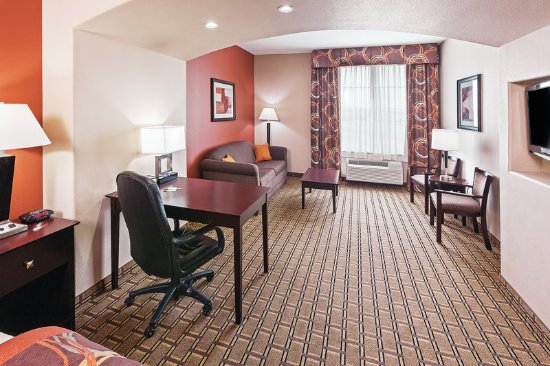 McAlester, Оклахома: Guest Room
