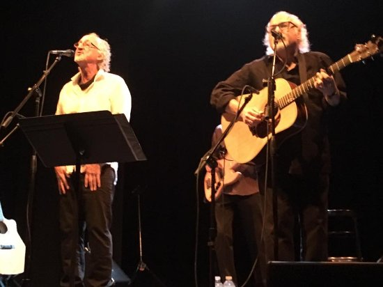 Strand Theater: Aztec Two-Step Concert