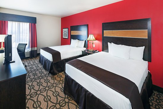 Pearsall, Teksas: Guest Room