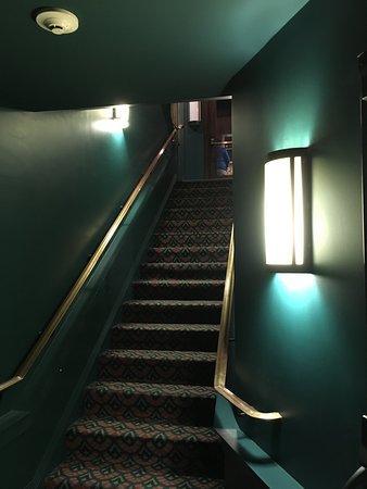 Rockland, ME: Stairway