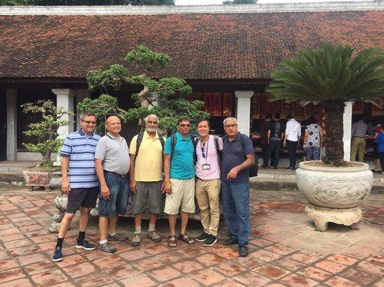 Hanoi City Tour Mr ASHOK MAGANBHAI PATEL and family - Picture of