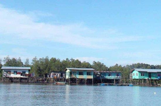 Gayang Trails Fishing Village Crab Catching and Batik Painting from...