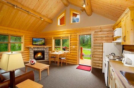 Merveilleux Pocahontas Cabins
