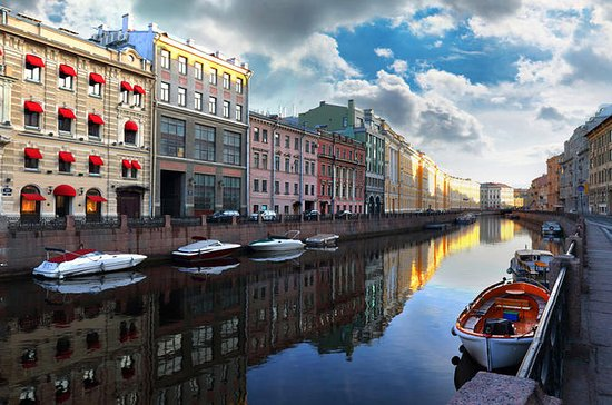 St. Petersburg and Faberge Museum...