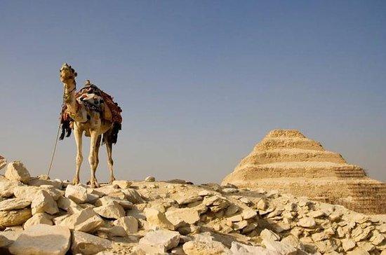 Circuit de 3 nuits au Caire, aux...