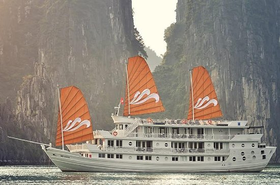 2-day Luxury Halong Bay cruise from ...