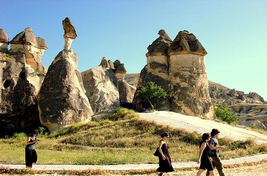 Small-Group Cappadocia Full-Day City...
