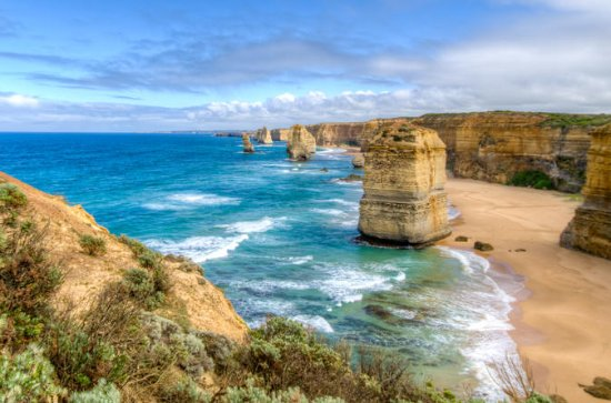3-day Great Ocean Road and Grampians...
