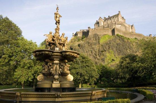 3-dagars Edinburgh tur från London ...