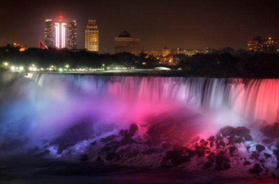 4-dagars Niagara Falls, Washington DC ...