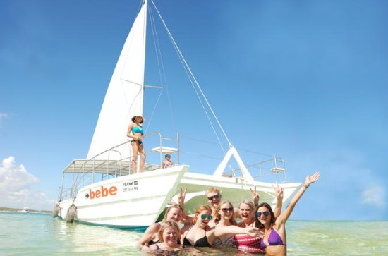 From Punta Cana: Party Boat Cruise...