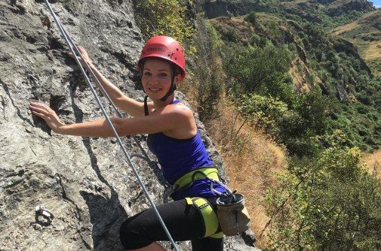 Introduction to Wanaka Rock Climbing...