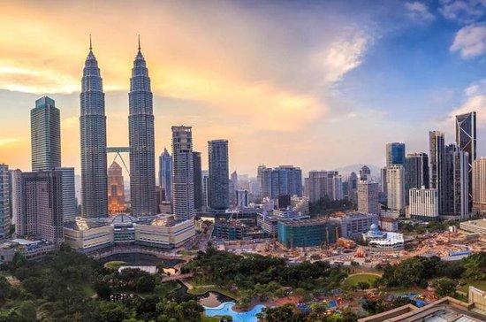 Halv dag Kuala Lumpur City Tour Privat
