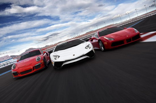 Exotic Car Driving Experiences At Las Vegas Motor Speedway Provided