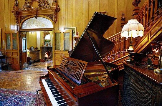 Llandderfel, UK: Reception Hall