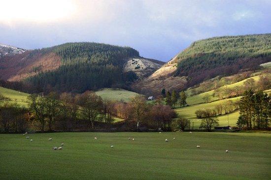 Llandderfel, UK: Snowdonia National Park