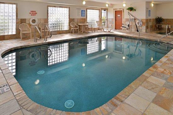 Fitness Center Kuva Holiday Inn Express Medford Medford Tripadvisor
