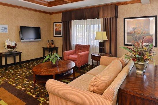 Medford, OR: Lobby Lounge