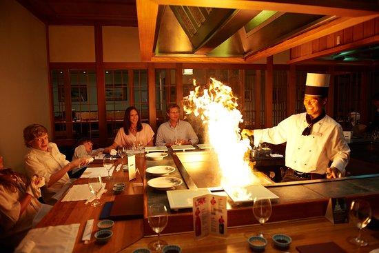 Best Teppanyaki Restaurant Gold Coast