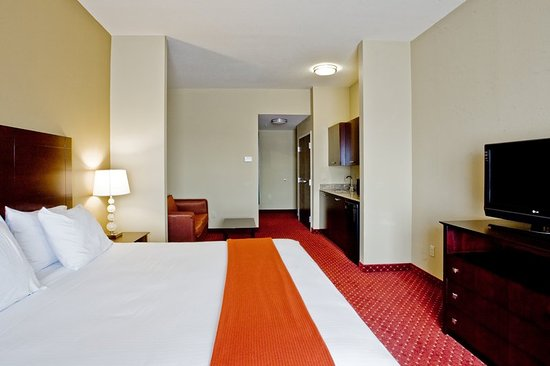 Holiday Inn Express Hotel & Suites Orlando South-Davenport: Suite