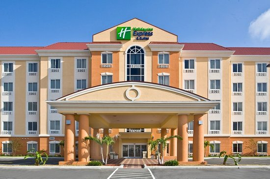 Holiday Inn Express Orlando - South Davenport: Hotel Exterior