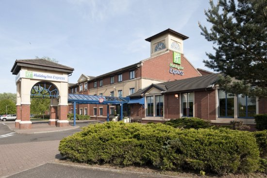 Motherwell, UK: Welcoming Hotel in Strathclyde Country Park